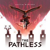 The Pathless cover art