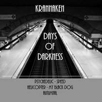 Days of Darkness - EP cover art