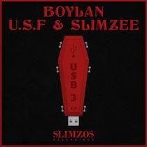 Boylan Slimzee U.S.F- THE USB 3 EP cover art