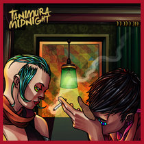Tears Disappeared In The Night cover art