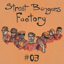 [MTXLT138] Street Bangers Factory 3 (V.A.) cover art