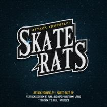 [MTXLT129] Skate Rats EP cover art