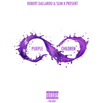 Purple Children 8 cover art