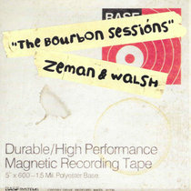 Brock Zeman - The Bourbon Sessions cover art