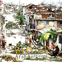Afta hurricane cover art