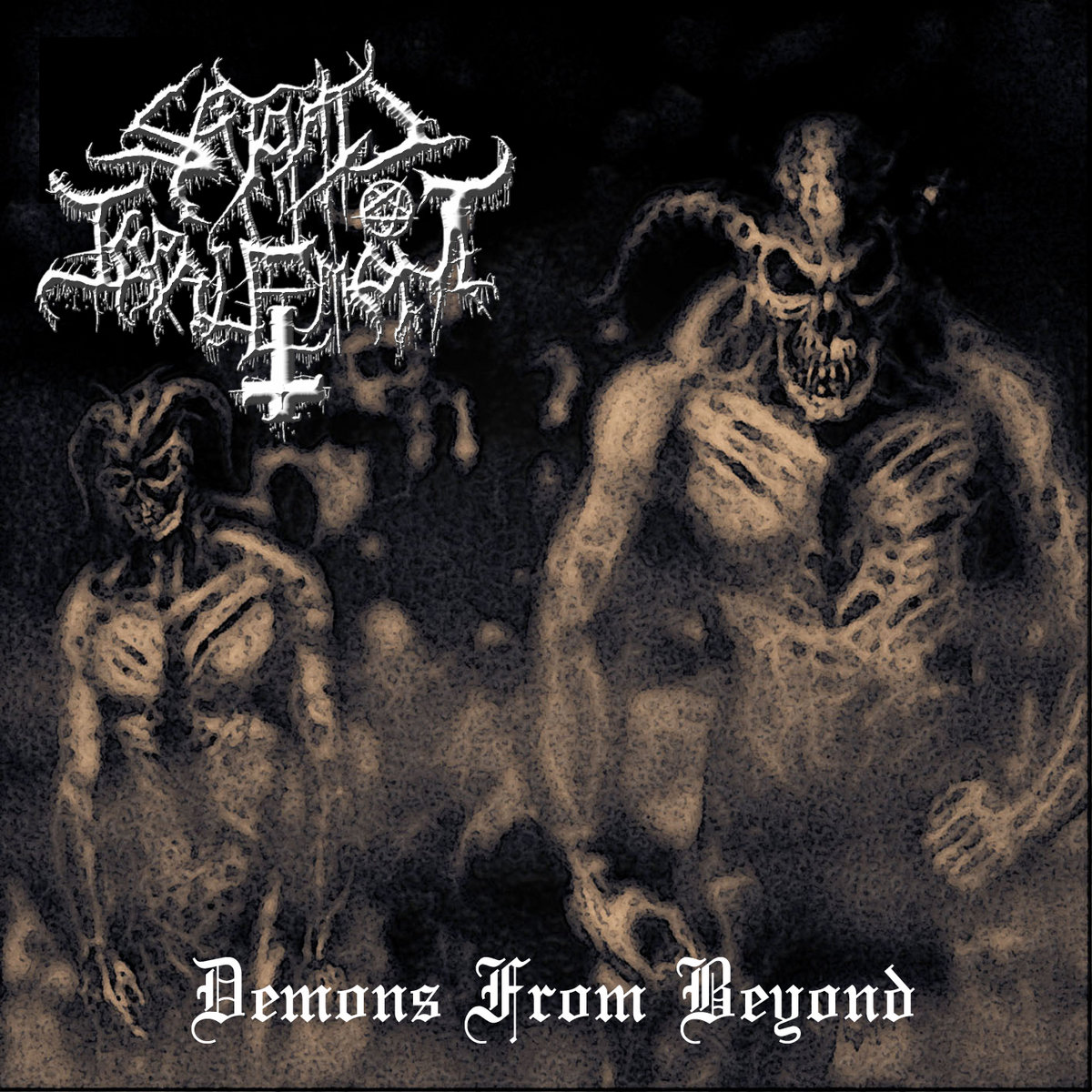 Satanic Impalement - Demons From Beyond   Macabre Mastermind Records
