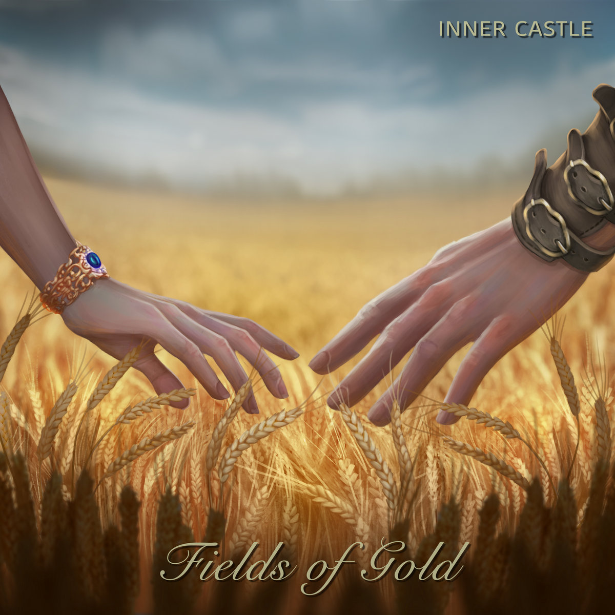 Fields of Gold (Sting cover) by Inner Castle