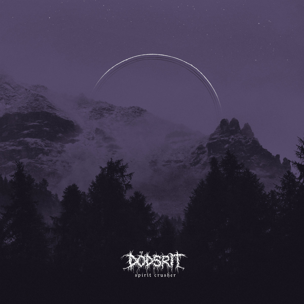 Image result for dodsrit spirit crusher album art""
