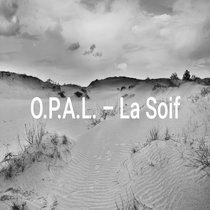 La Soif EP cover art