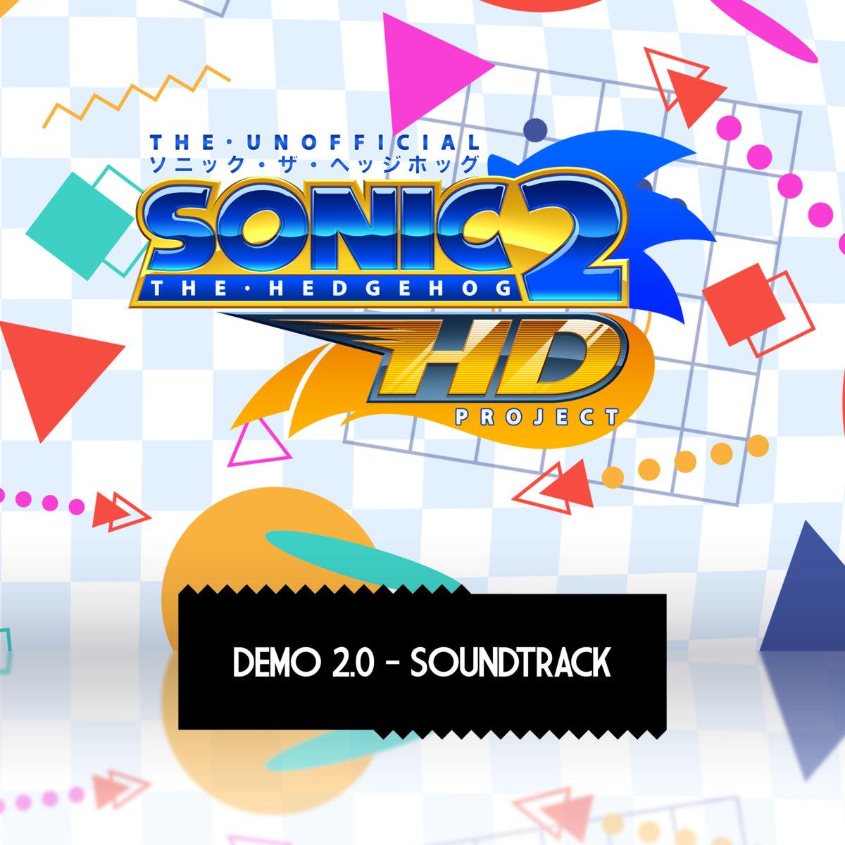 Sonic 2 HD Demo 2 0 Soundtrack | Toni Leys