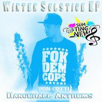 Winter Solstice EP cover art