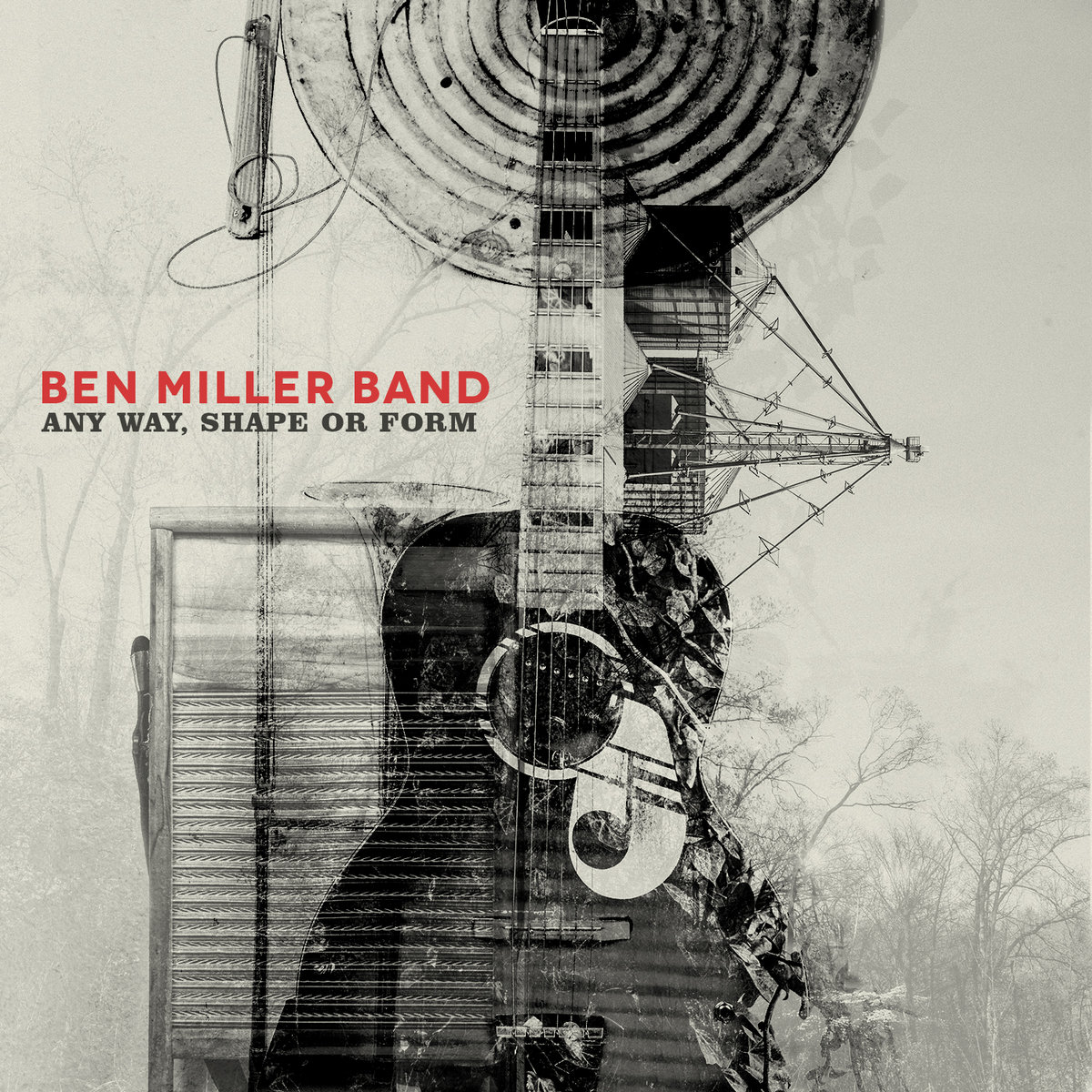 Any Way, Shape Or Form | Ben Miller Band