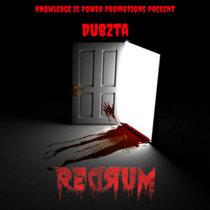 Dubzta - Redrum EP cover art