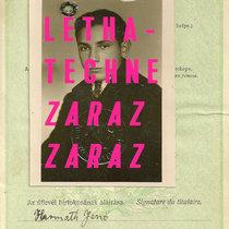 Lethatechne - Zaraz Zaraz EP cover art