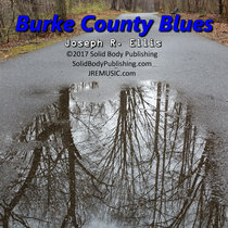 Burke County Blues cover art