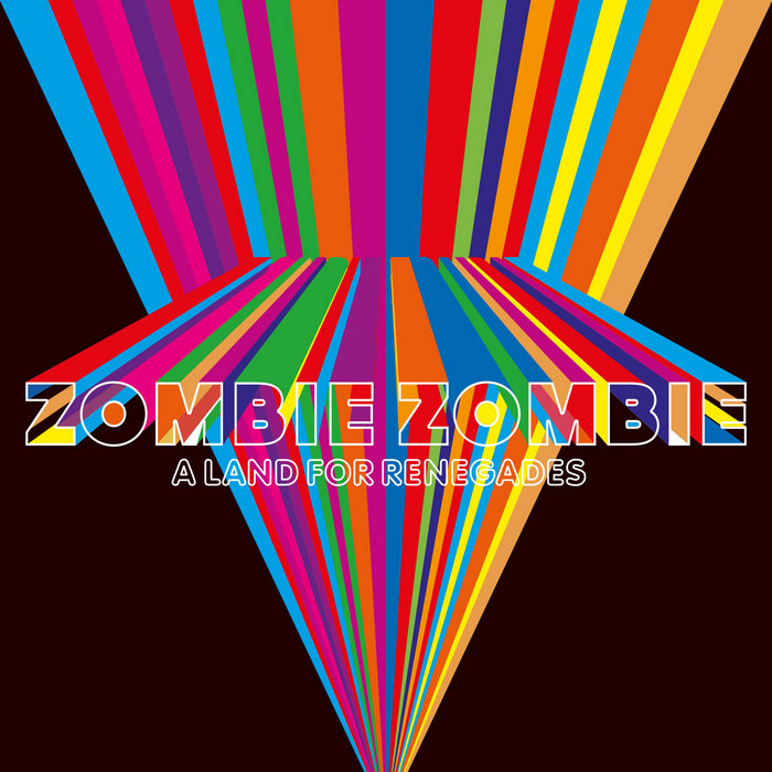 Zombie Zombie A Land For Renegades Versatile Records