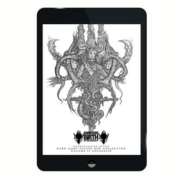 VON - Dark Gods: Birth of The Architects (Album) (Giclée Box Collection Edition) by VON