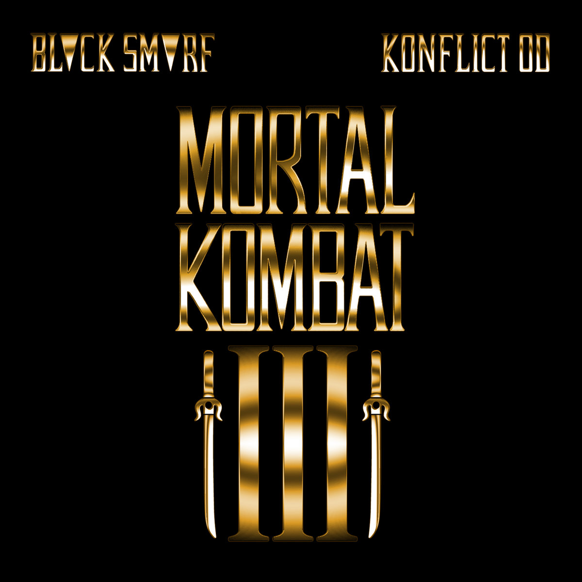 Mortal Kombat 3 | Black Smurf