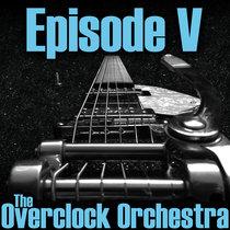 Episode V - Overclock Edition Soundtrack cover art