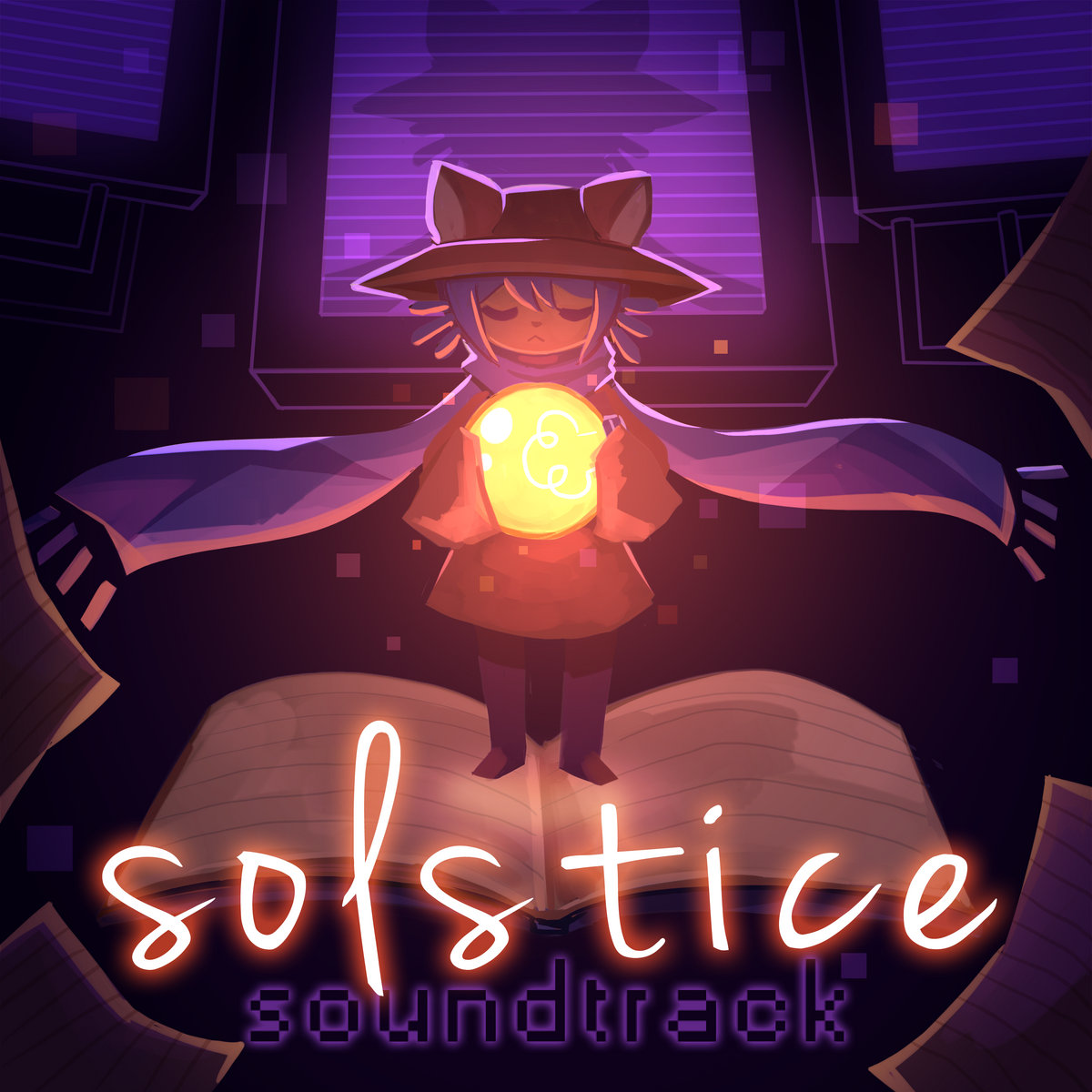 Oneshot: Solstice Soundtrack | Nightmargin