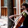 Simon Linn-Gerstein, cello Cover Art