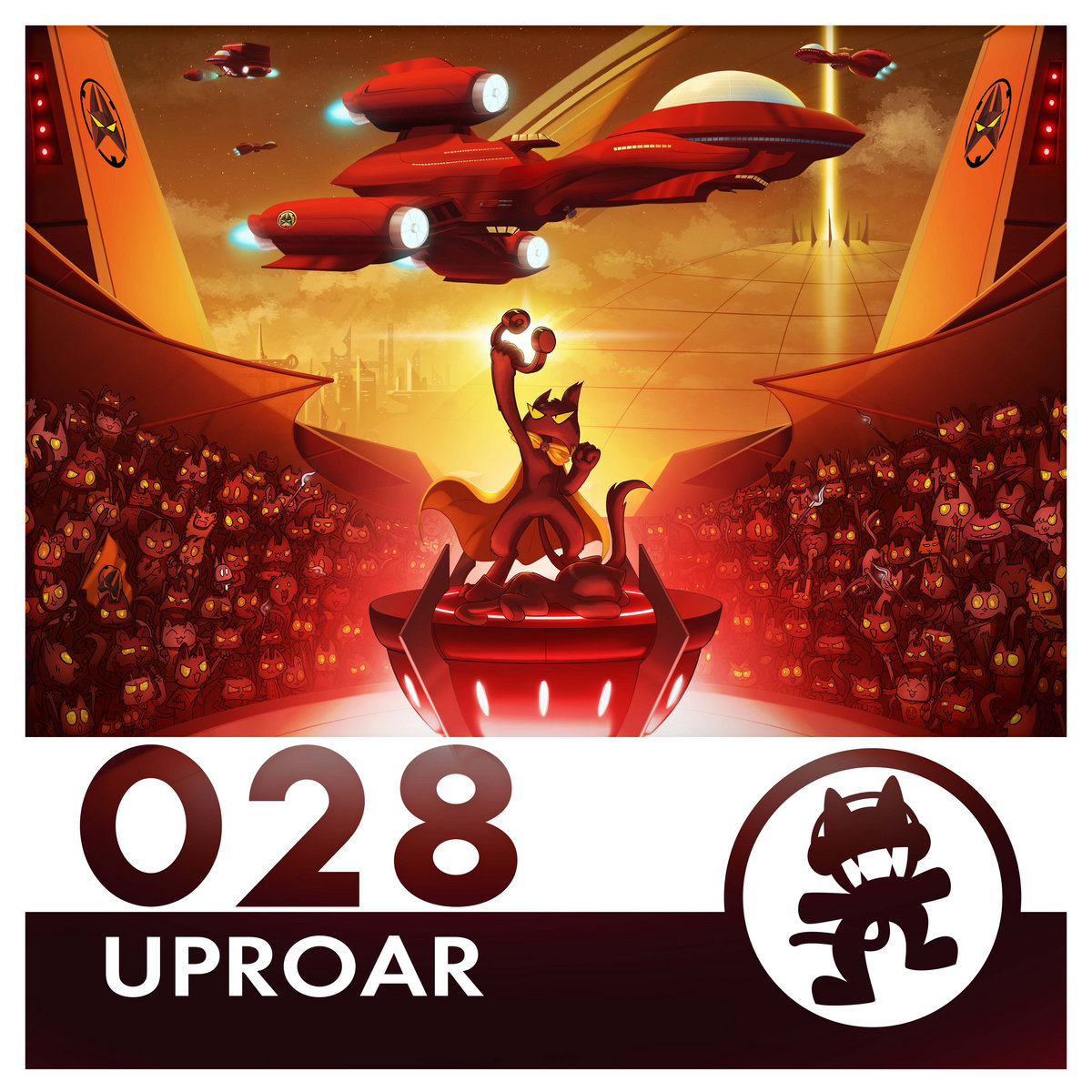Dancing By Myself (feat  Q'AILA)   Monstercat