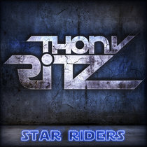 Star Riders EP cover art