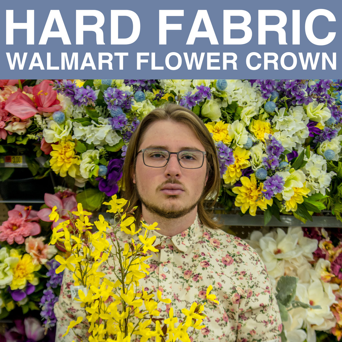 Walmart Flower Crown | Hard Fabric