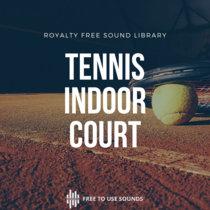 Tennis Indoor Court Sound Effects Zagreb Croatia cover art