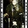 "CBN / SATANIC ABORTION ""Cold Blooded Satanist"" SPLIT C40 Cover Art"