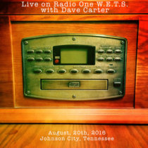 Live on Radio One WETS w/ Dave Carter (8.20.2016) cover art