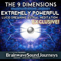 The 9 Dimensions vol.1 cover art