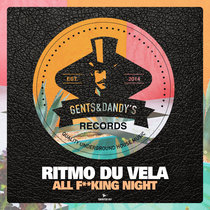 Ritmo Du Vela - All Fucking Night cover art