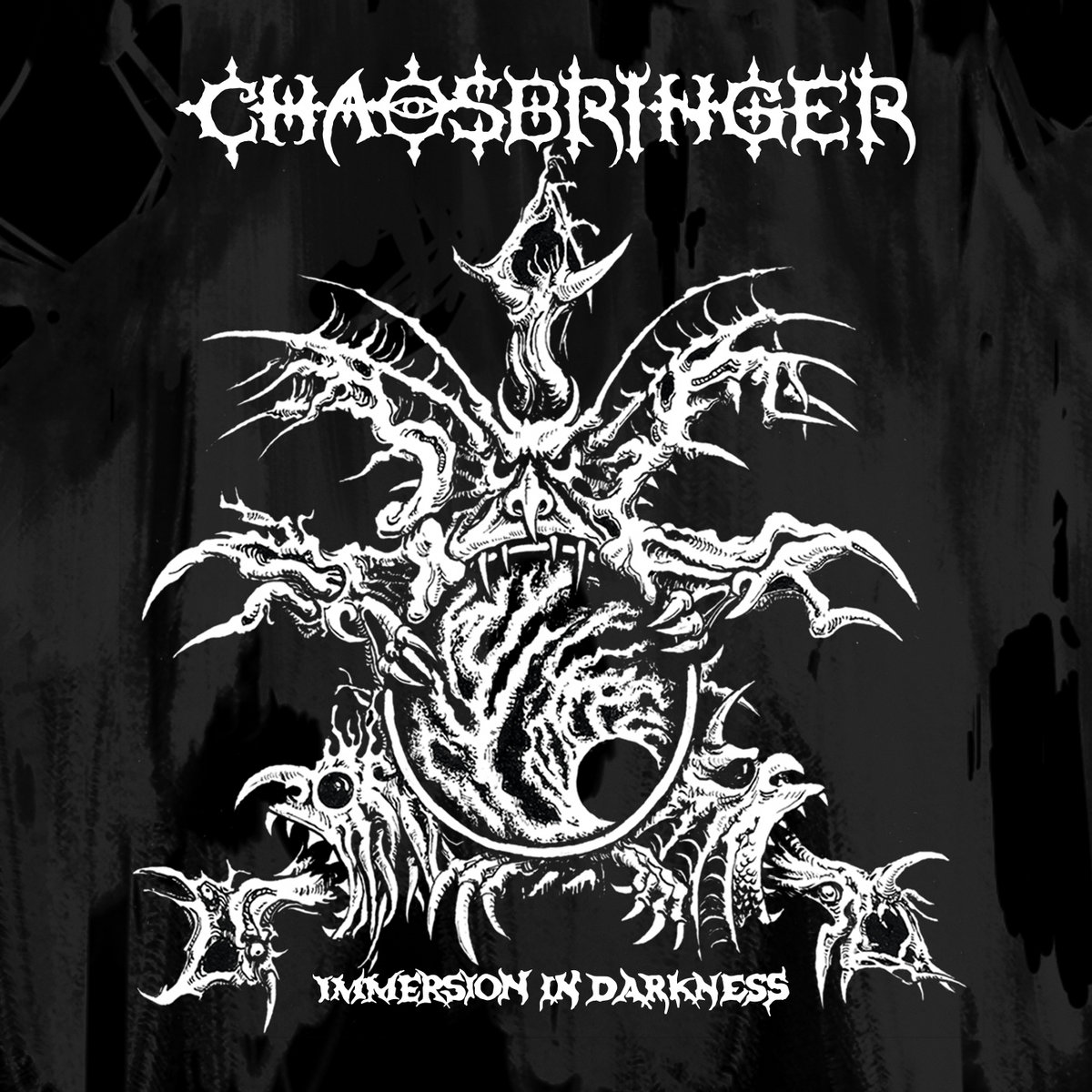 CHAOSBRINGER - IMMERSION IN DARKNESS (OLD SCHOOL DM, 2016)