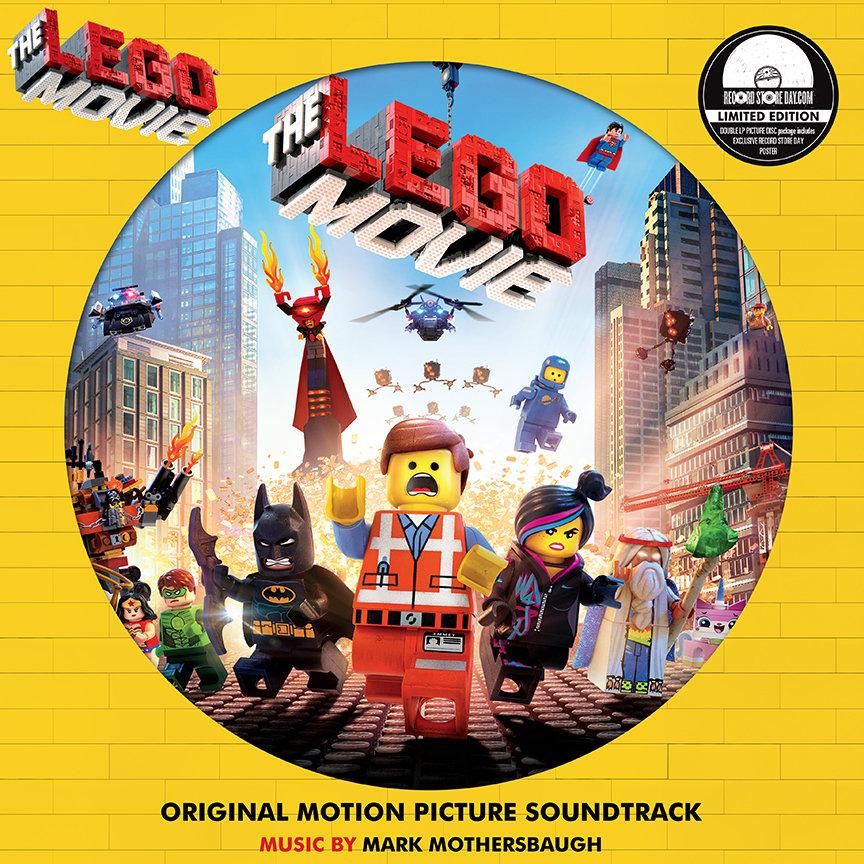 The Lego Movie Original Motion Picture Soundtrack Double