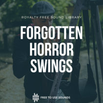Scary And Creepy Swing Sound Effects! The Haunted Playground cover art