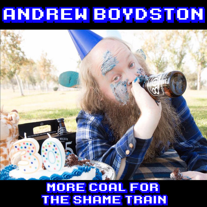 More Coal for the Shame Train, by Andrew Boydston