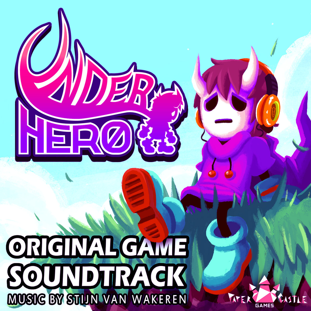 Underhero (Original Game Soundtrack) | StijnvanWakeren