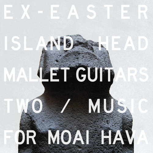 Ex-Easter Island Head - Two Comissions For Cassette Tape