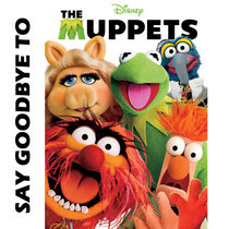 Say goodby (for now) to The Muppets cover art