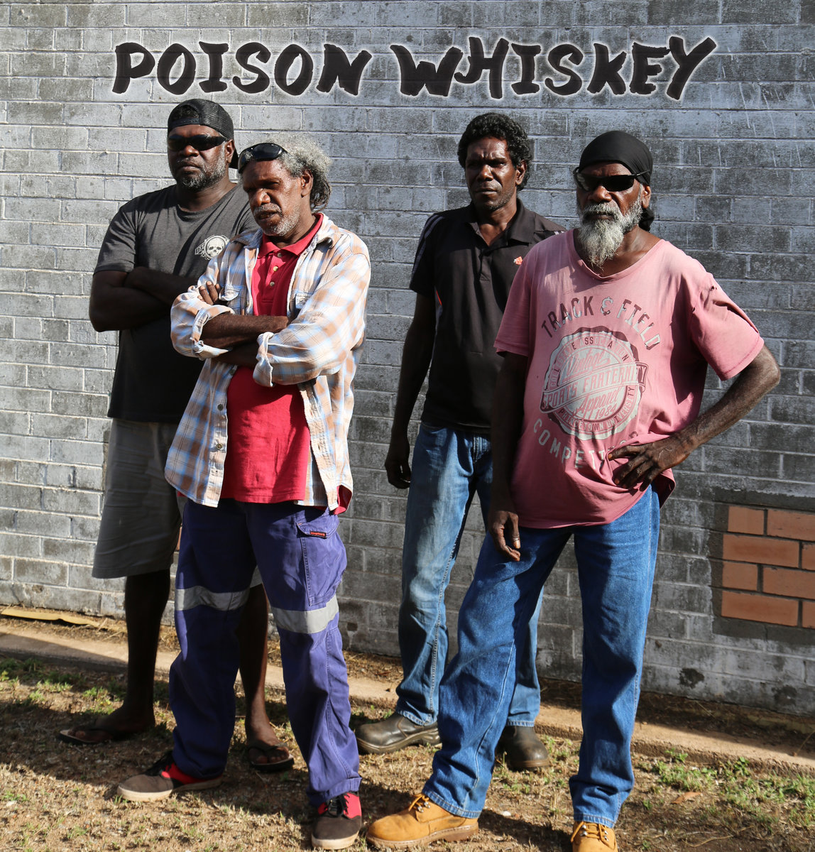Poison Whiskey