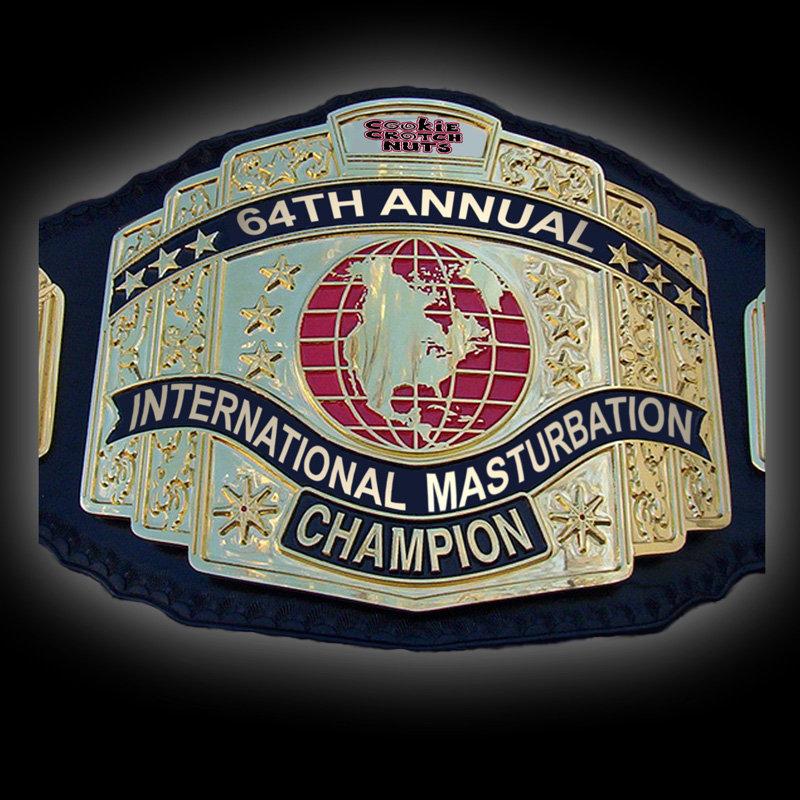 Masturbation Championship