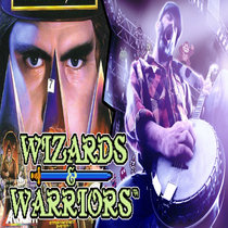 Wizards and Warriors 3 cover art