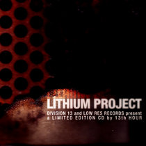 Lithium Project cover art