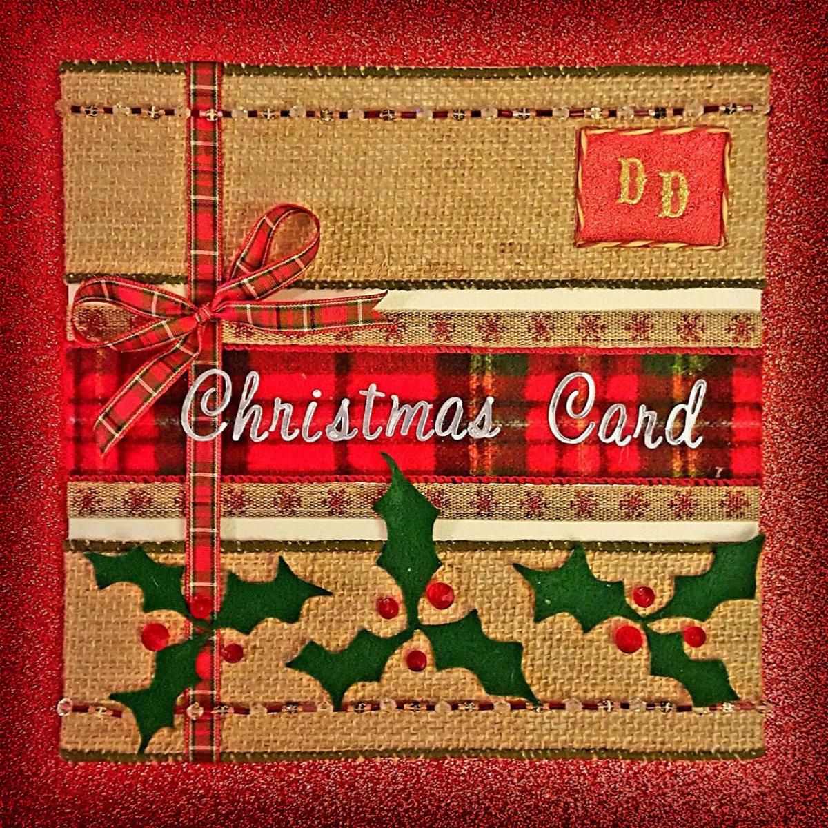Christmas Card (Single)   Desmond Dornak