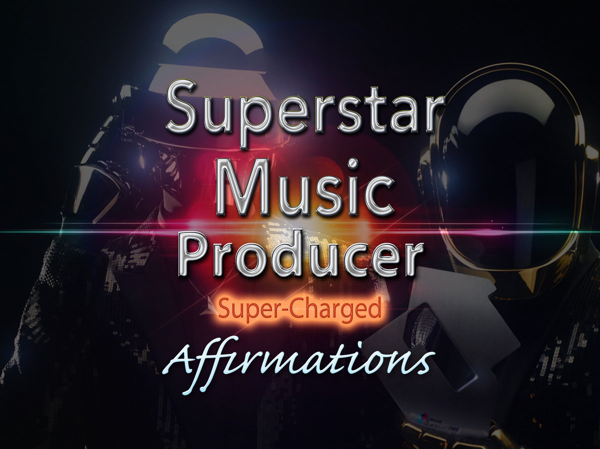 Superstar Music Producer - Super-Charged
