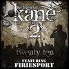 "The Legend Of Kane Vol.2 ""Twenty Ten"" Cover Art"