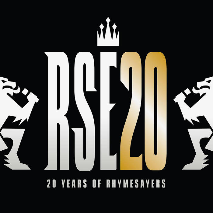 RSE20: 20 Years of Rhymesayers Entertainment cover art