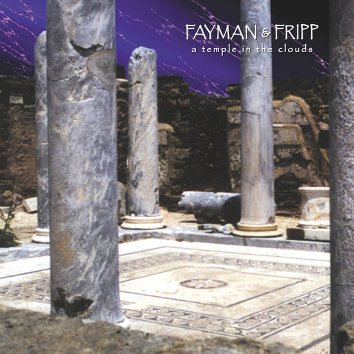 A Temple In The Clouds Projekt Records