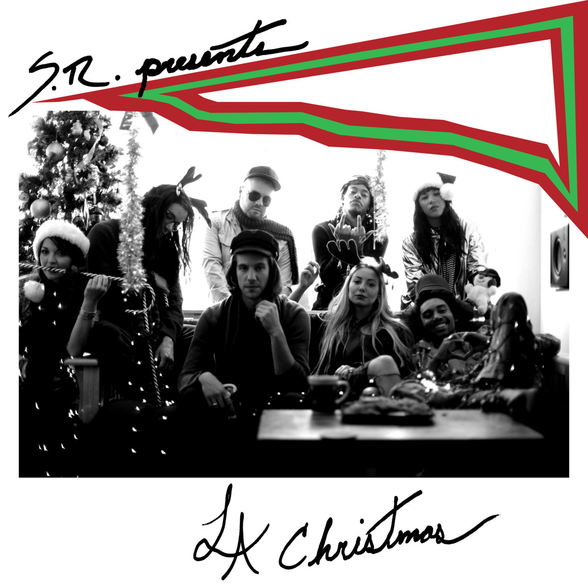 from la christmas by servant records